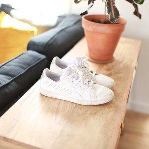 Puma smash white sneakers shoes womens 9